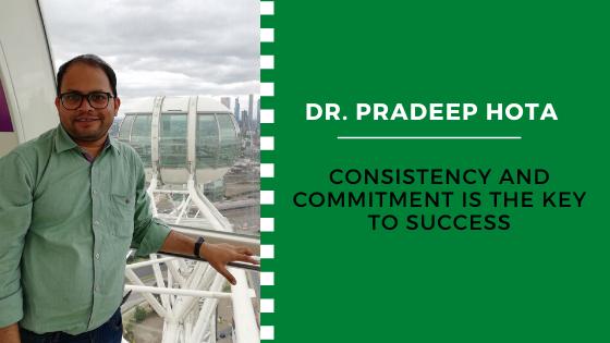 Dr. Pradeep Hota_Inkpothub_ Research story